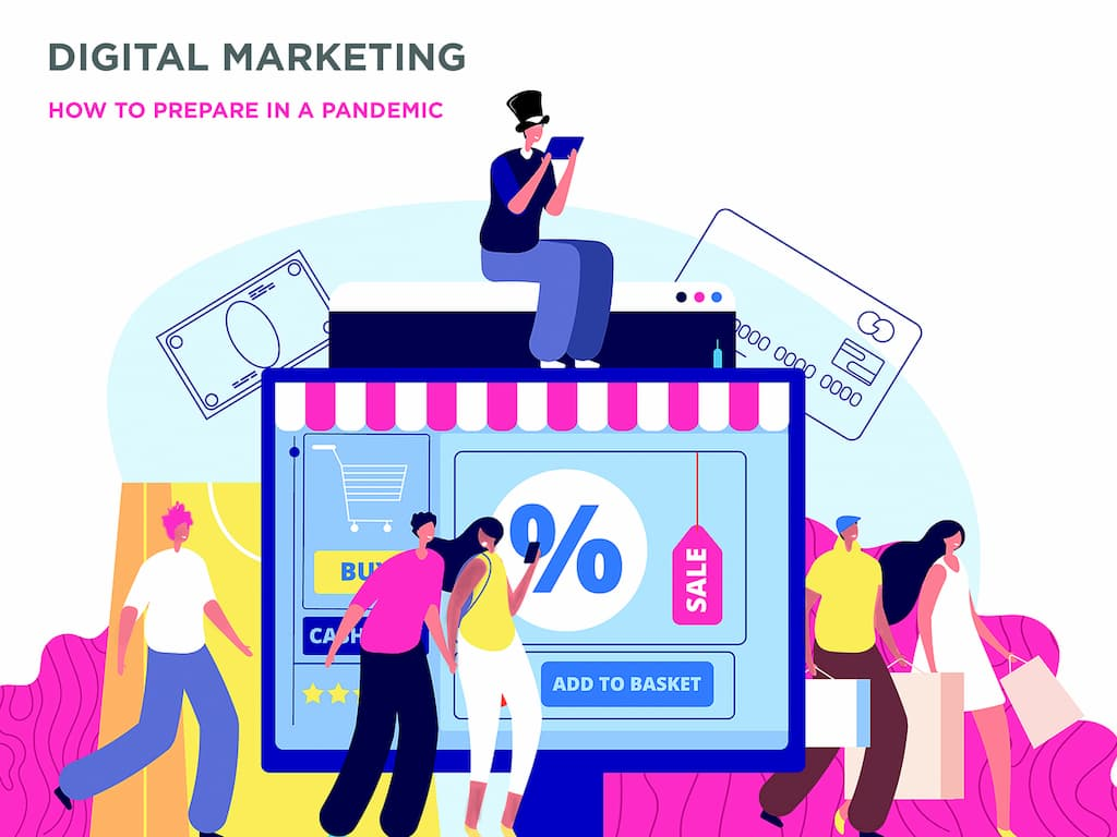 Digital Marketing and Covid19